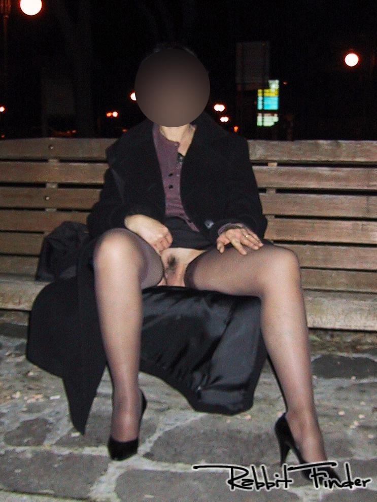 Teens in mini skirt